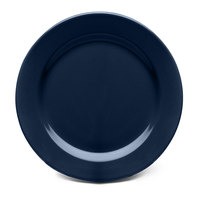 Elite Global Solutions D1075PL Urban Naturals Lapis 10 3/4 inch Round Melamine Plate