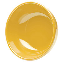 Elite Global Solutions D512B Rio Yellow 18 oz. Round Melamine Bowl