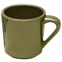 Elite Global Solutions DC-LIZ Urban Naturals Lizard 10 oz. Melamine Mug