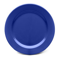 Elite Global Solutions D1075PL Rio Winter Purple 10 3/4 inch Round Melamine Plate