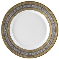 10 Strawberry Street ELE-24 11 7/8 inch Elegance Round Charger Plate