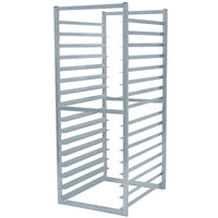 Advance Tabco RR-16 16 Pan End Load Bun / Sheet Pan Rack - Unassembled