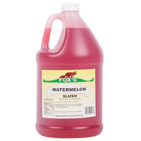 Fox's Watermelon Slush Syrup - 1 Gallon Container