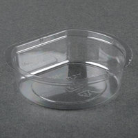 Fabri-Kal CI2N 2 oz. Clear PET Narrow Parfait Insert - 1000 / Case