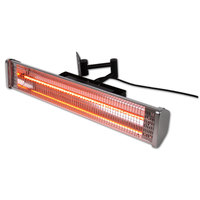 Wall Mount Electric Outdoor Patio Heater - 120V, 1500W