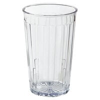 GET 8808-1-CL 8 oz. SAN Clear Plastic Spektrum Tumbler 72 / Case