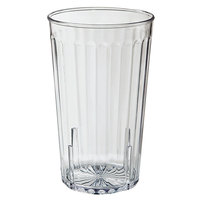 GET 8820-1-CL 20 oz. SAN Clear Plastic Spektrum Tumbler - 72/Case