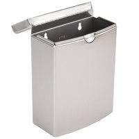 Bobrick B-270 Stainless Steel Sanitary Napkin Receptacle