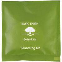 Basic Earth Botanicals Hotel and Motel Grooming Kit   - 250/Bag