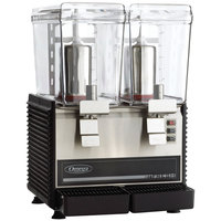 Omega OSD20 Double 3 Gallon Bowl Refrigerated Beverage Dispenser