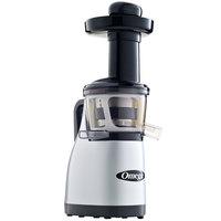 Omega VRT370HDS Silver Vertical Masticating Juicer - 120V, 150W