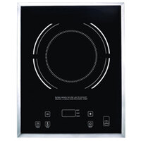 Eurodib BI001 Drop In Induction Range with Touch Controls and LED Display - 120V, 1600W