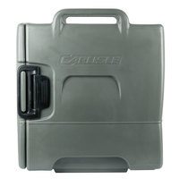Carlisle IT40062 Olive Front Loading Insulated Food Pan Carrier