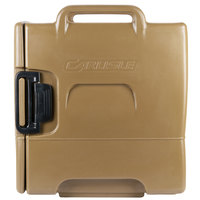 Carlisle IT40043 Caramel Front Loading Insulated Food Pan Carrier
