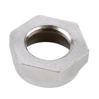 Bunn 07119.0000 Flanged Shank Nut for Hot Water Dispensers & Coffee Urns