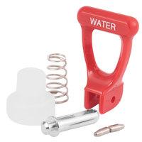 Bunn 28710.0000 Faucet Repair Kit with Red Handle for HW10, HW5 & HW5-X Hot Water Dispensers