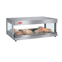 Hatco GRSDH-24 Glo-Ray 24 inch Horizontal Single Shelf Merchandiser - 120V
