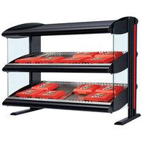 Hatco HXMS-60 Xenon 60 inch Slanted Single Shelf Merchandiser - 120V