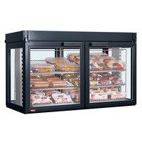Hatco LFST-48-2X Flav-R-Savor Four Door Large Capacity Merchandising Cabinet - 2150W