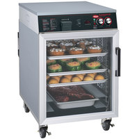Hatco FSHC-7-2 Flav-R-Savor Seven Slide Pass-Through Portable Half Size Holding Cabinet