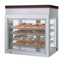 Hatco WFST-2X Flav-R-Savor Humidified Four Door Large Capacity Merchandising Cabinet - 1790W