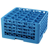 Carlisle RW20-314 OptiClean NeWave 20 Compartment  Glass Rack with 4 Extenders