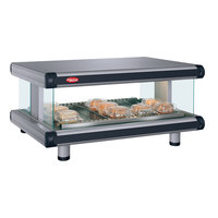 Hatco GR2SDH-48 Gray Granite Glo-Ray Designer 48 inch Horizontal Single Shelf Merchandiser - 120V
