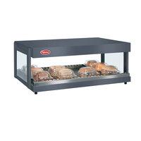 Hatco GRSDH-60 Gray Granite Glo-Ray 60 inch Horizontal Single Shelf Merchandiser