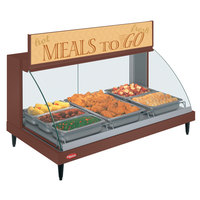 Hatco GRCD-3P Copper 45 inch Glo-Ray Full Service Single Shelf Merchandiser - 120V, 1005W