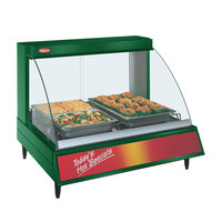 Hatco GRCD-2P Green 32 inch Glo-Ray Full Service Single Shelf Merchandiser - 120V, 780W