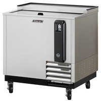 Turbo Air TBC-36SD 36 inch Super Deluxe Stainless Steel Bottle Cooler