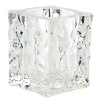 Sterno Products 80138 4 inch Ice Cube Liquid Candle Holder