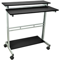 Luxor / H. Wilson STANDUP-40 Stand Up Desk - 40 inch