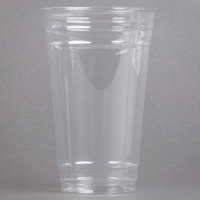 Dart Solo UltraClear TD24 24 oz. Clear PET Plastic Cold Cup - 600/Case