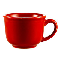 CAC TG-1-R Tango 7.5 oz. Red Cup - 36 / Case