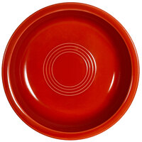 CAC TG-B7-R Tango 20 oz. Red Round Nappie Bowl - 24 / Case