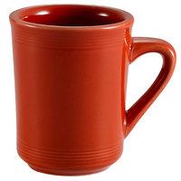 CAC TG-17-R Tango 8 oz. Red Mug - 36 / Case