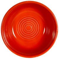 CAC TG-15-R Tango 12.5 oz. Red Pasta/Salad Bowl - 36 / Case