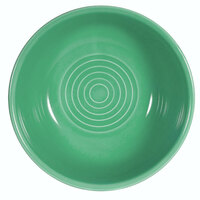 CAC TG-15-G Tango 12.5 oz. Green Pasta/Salad Bowl - 36/Case