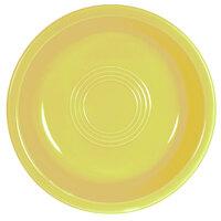 CAC TG-B7-SFL Tango 20 oz. Sunflower Round Nappie Bowl - 24 / Case