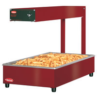 Hatco GRFF Glo-Ray Radiant Red 12 3/8 inch x 24 inch French Fry Warmer - 120V, 500W