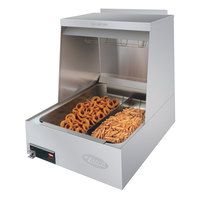 Hatco GRFHS-26 Glo-Ray 26 inch Portable Fry Holding Station - 120V, 1200W