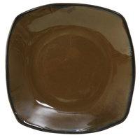 Tuxton GAJ-502 Artisan Mojave 11 inch Square China Plate - 12 / Case