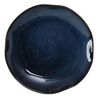 Tuxton GAN-006 Artisan Night Sky 10 1/4 inch China Plate - 12 / Case