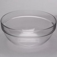 Cardinal Arcoroc G2102 64 oz. Stackable Glass Bowl   - 6/Case