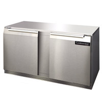 Continental Refrigerator UCF60 60 inch Low Profile Undercounter Freezer - 17 Cu. Ft.