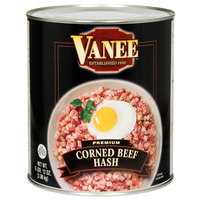 Vanee 690VS #10 Corned Beef Hash 6 / Case