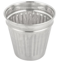 American Metalcraft OSCAR 14 oz. Mini Stainless Steel Trash Can