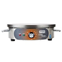 Waring WSC160 16 inch Electric Crepe Maker - 120V
