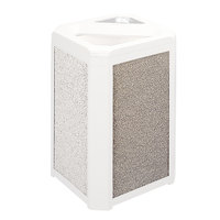 Rubbermaid 400200 Coral Aggregate Panel for FG396600 and FG396700 Landmark Series Classic Containers (FG400200CORL)
